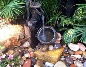 приемы для создания водоема в саду своими руками