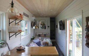 дачные домики планировка