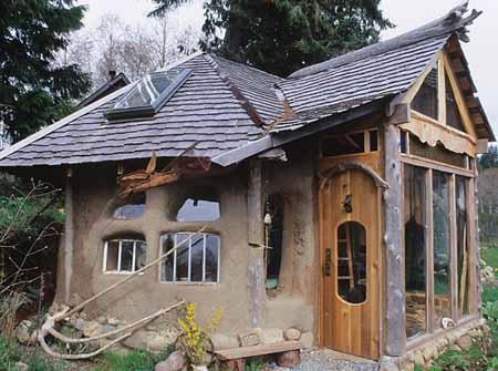 экологичные дачные дома