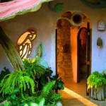 дачные дома с красивыми деталями