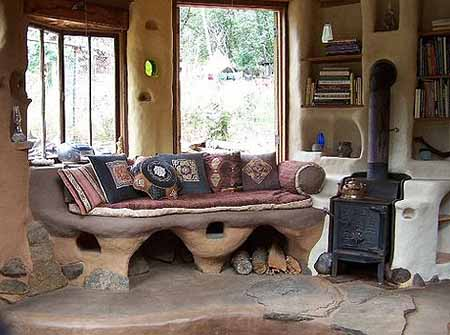 Фото дом из глины своими руками