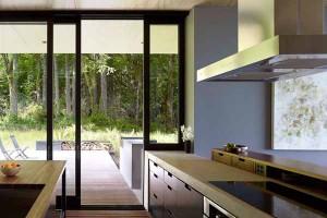 проекты дачных домов фото кухни