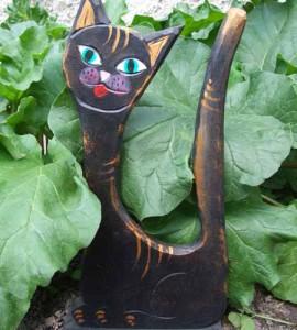 садовые фигурки на даче
