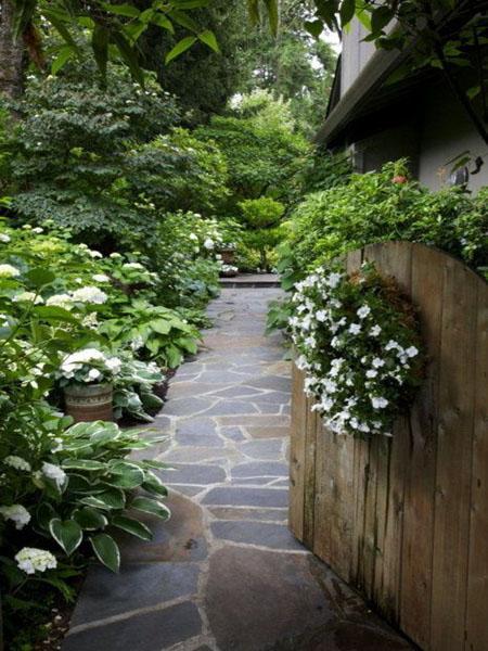красивый дизайн сада своими руками-миксбордер