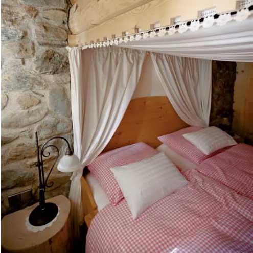 гостева спальня в шале