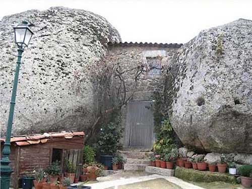 удивительный дом в португальской деревне