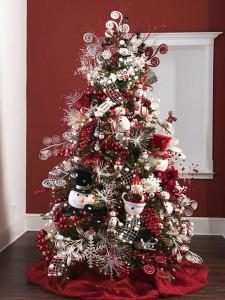дачи на Новый год и Рождество