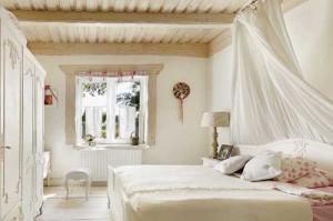 спальня в загзагородный дом спальня