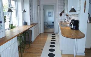 деревенский дом кухня
