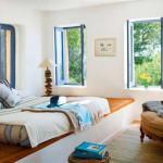 спальня загородного дома в Испании