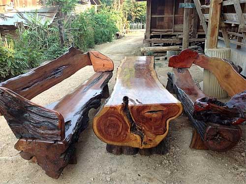 красивые скамейки для сада купить