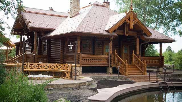 Какую баню лучше построить на даче