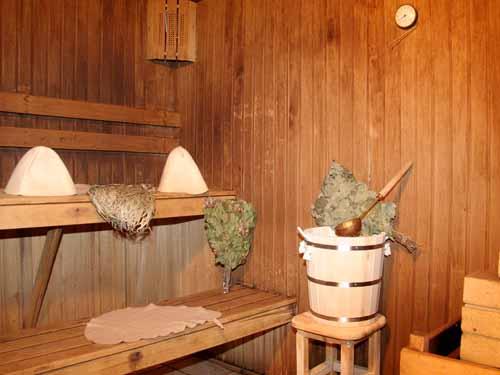 Баня на дровах своими руками