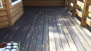 как обновить деревянный пол на даче своими руками