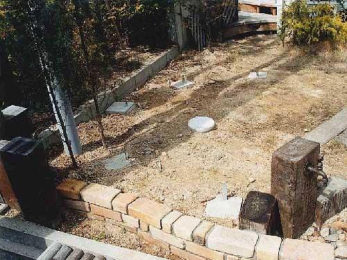 Дизайн частного двора своими руками