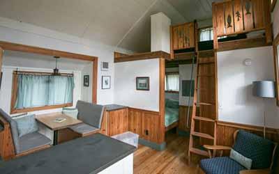 Дизайны небольших домов внутри 36