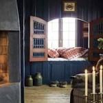 скандинавский интерерьер загородного дома