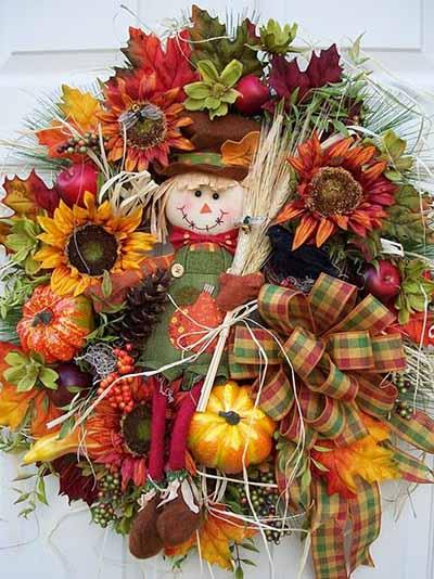 Осенние композиции из овощей и цветов своими руками фото 346