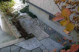 как красиво сделать дорожку из тротуарной плитки