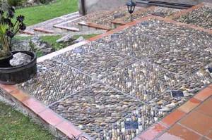 как самому сделать красивую тротуарную плитку