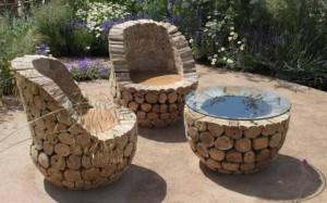 мебель из природных материалов