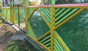 дешевый забор для дачи