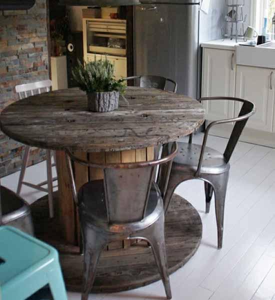 мебель своими руками для кухни