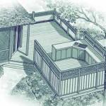 проект террасы 7