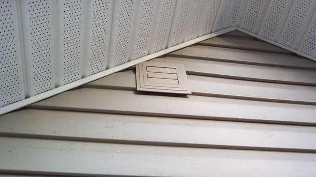 естественная вентиляция для гаража