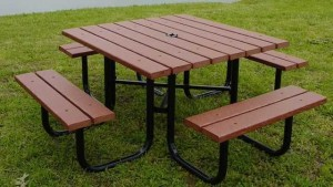 стол и скамейки своими руками