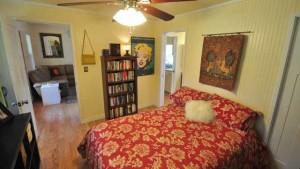 дачный домик с 2 спальнями фото