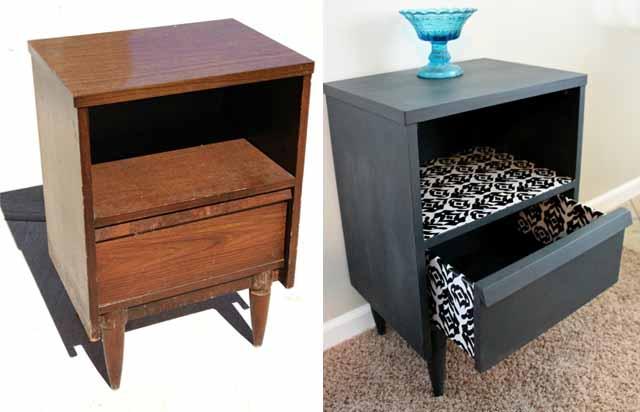 как обновить мебель быстро
