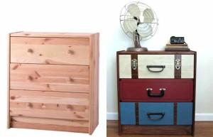 Как самому обновить мебель