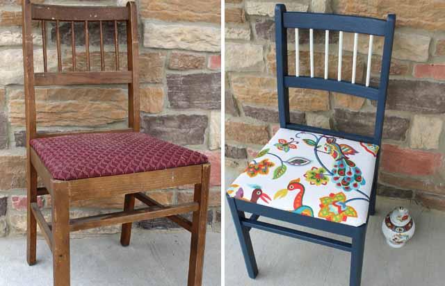 как обновить стул