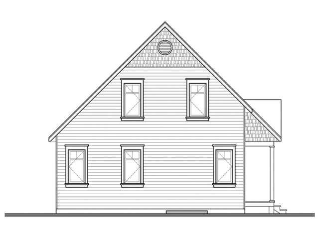 популярные проекты дачных домиков