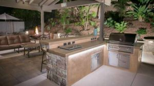 материалы для строительства летней кухни