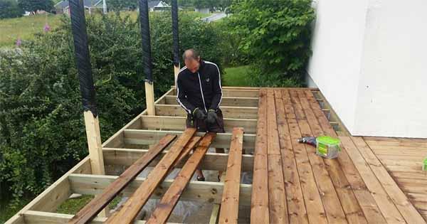 строительства крыльца для частного дома