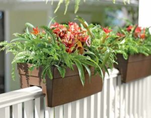 Подставка для цветов для балкона